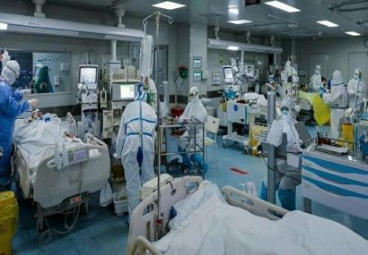 بستری ۱۲۰ بیمار جدید کرونایی طی ۲۴ ساعت