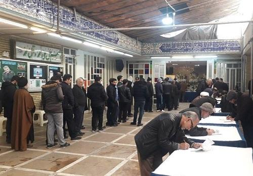 آغاز رأیگیری یازدهمین دوره انتخابات مجلس شورای اسلامی