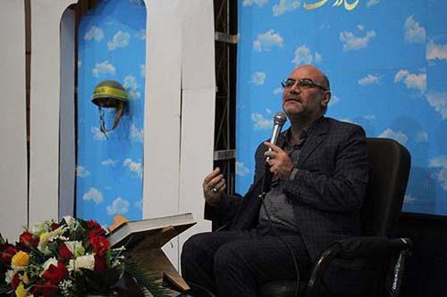 یادواره شهدای گمنام در دانشگاه آزاد اسلامی رشت برگزار شد