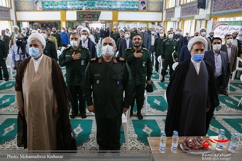 سپاه با همدلی در راستای حفاظت و صیانت از انقلاب و نظام حرکت میکند