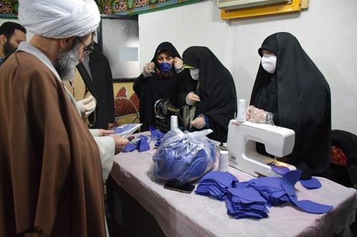 خدمترسانی به ملت در مواجهه با ویروس کرونا نوعی جهاد است