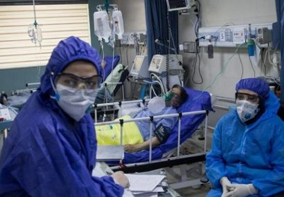 بستری 115 نفر بیمار مبتلا به کرونا تنها در 24 ساعت
